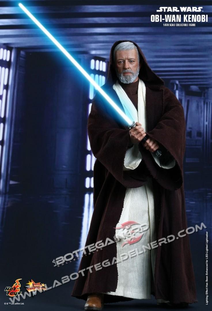 "OBI-WAN KENOBI Padawan 6/"" nero della serie Star Wars #85 Hasbro NUOVO Nuovo di zecca con scatola #2"