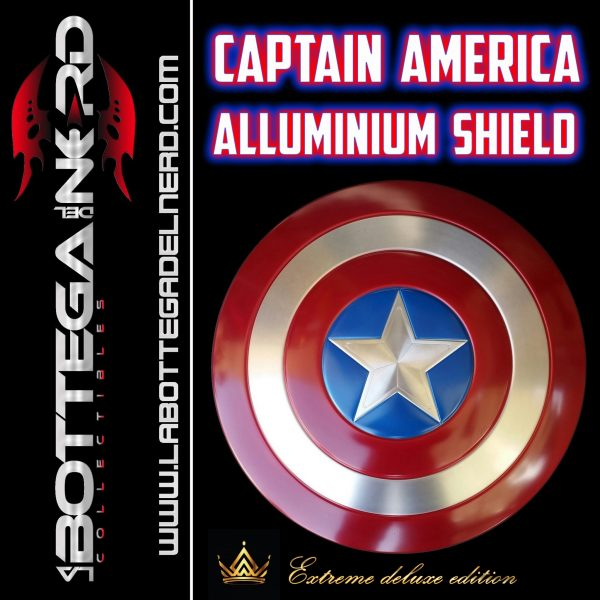 MARVEL - Scudo Captain America EXTREME EDITION 60cm