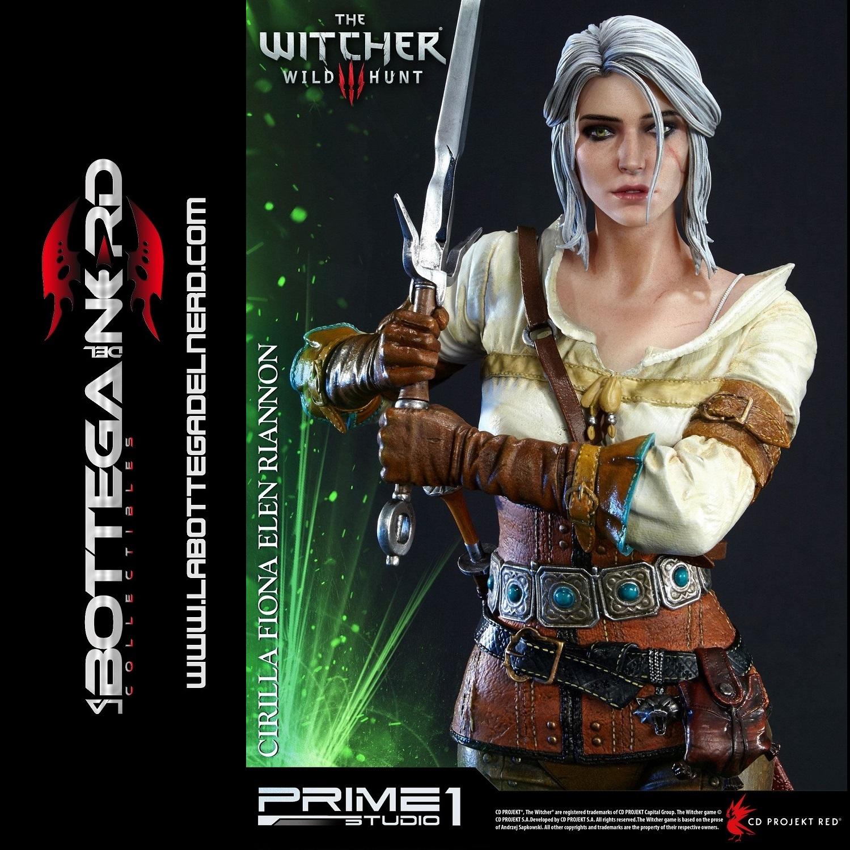 una grande varietà di modelli caratteristiche eccezionali Acquista i più venduti Witcher 3 Wild Hunt – Statua Ciri of Cintra 69cm