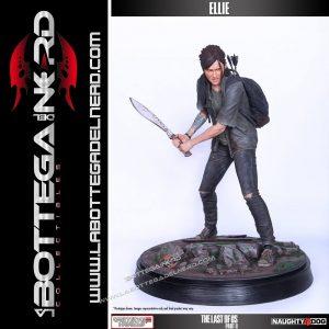 The Last of Us Part II - Videogame Statua 1/4 Ellie 41cm