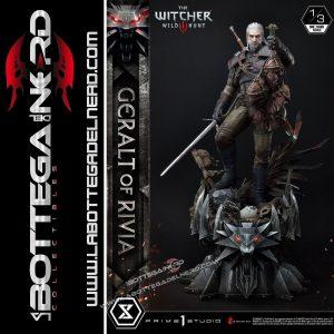 Witcher 3 Wild Hunt - Statua 1/3 Geralt of Riva 88cm