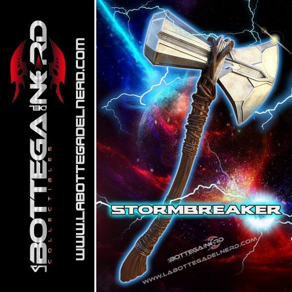 stormbreaker 345