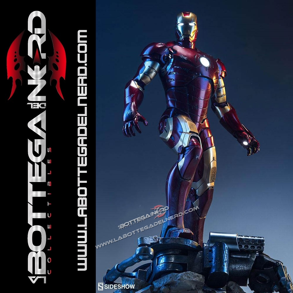 Iron Man – Maquette Iron Man Mark III 57cm