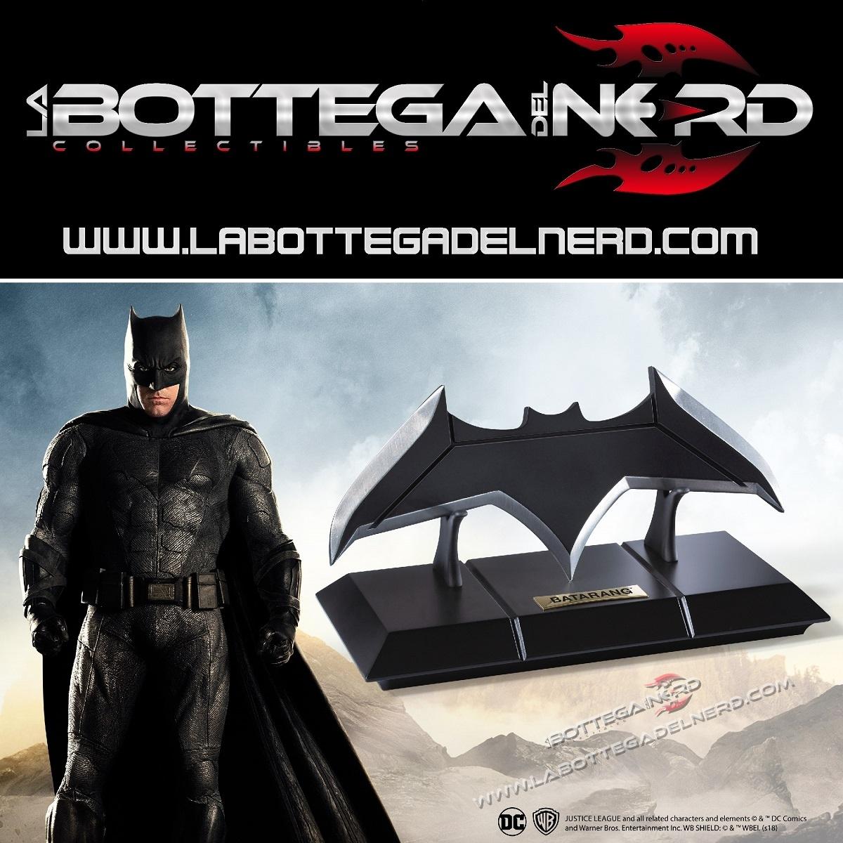 Batarang Replica 1//1 Batman Il Cavaliere Oscuro Noble Collection