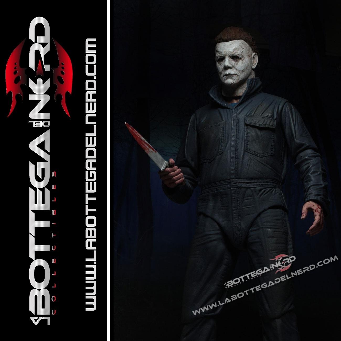Halloween 2018 \u2013 Action Figure Michael Myers 46cm