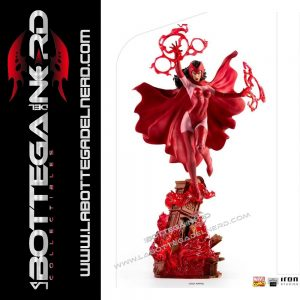 MARVEL - BDS Art Scale Statue 1/10 Scarlet Witch 35cm