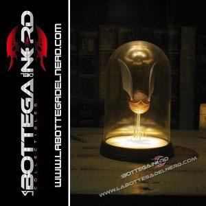 Harry Potter - Lampada Boccino D'oro quidditch 20cm