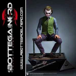 joker statua Heath Ledger