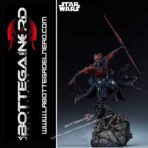 Statue darth maul