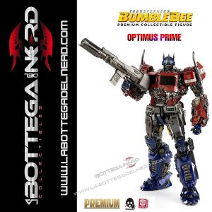 Optimus Prime action figure