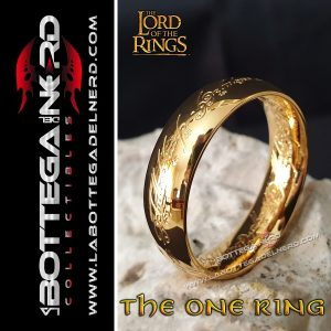 ONE RING THE LORD OF THE RINGS