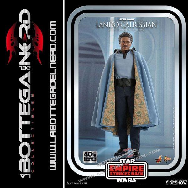 Lando Calrissian hot toys