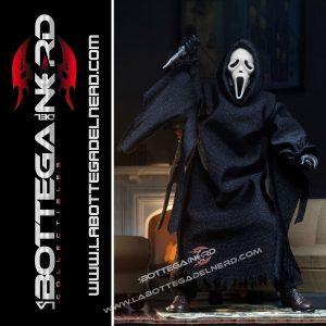 SCREAM - Retro Action Figure Ghostface (Updated) 20cm
