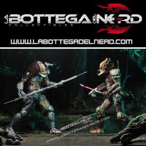 Predator Bad Blood - 2-Pack Ultimate Bad Blood & Enforcer 20cm