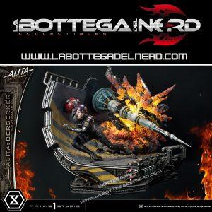 Alita: Battle Angel - Statua 1/4 Alita Berserker Motorball Tryout 64cm