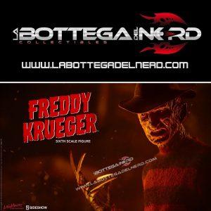 Nightmare on Elm Street 3 - 1/6 Freddy Krueger 30cm