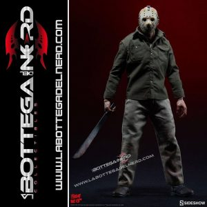 Friday the 13th Part III - Action Figure 1/6 Jason Voorhees 30cm