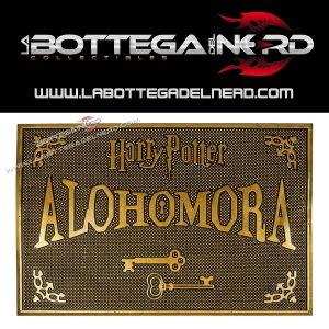 """ZERBINO INGRESSO - Harry Potter """"AlohomorA"""" 40x60"""
