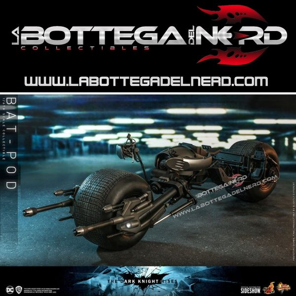 Batman The Dark Knight Rises - Movie Action Figure 1/6 Bat-Pod 59cm