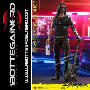 Cyberpunk 2077 - Masterpiece Action Figure 1/6 Johnny Silverhand