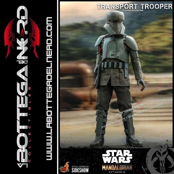 Star Wars The Mandalorian - Action Figure 1/6 Transport Trooper