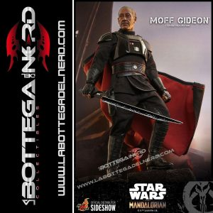 Star Wars The Mandalorian - Action Figure 1/6 Moff Gideon 29cm