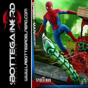Spider-Man Video Game - Action Figure 1/6 Spider-Man Classic Suit