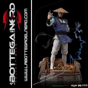 Mortal Kombat - Art Scale Statua 1/10 Raiden 24cm