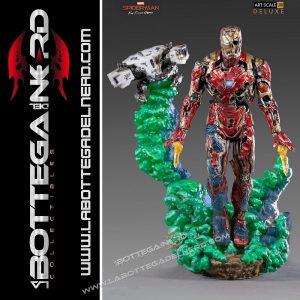 Spider-Man: Far From Home - Statua 1/10 Iron Man Illusion Deluxe