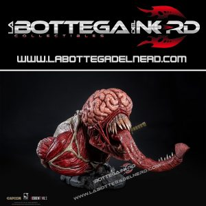 Resident Evil 2 - Pure Arts Life-Size Busto 1/1 Licker 50cm