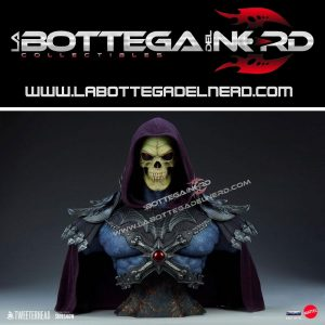 Masters of the Universe - Life-Size Bust 1/1 Skeletor Legends 71cm