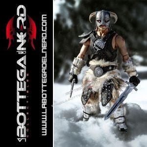 The Elder Scrolls: Skyrim - Action Figure 1/6 Dragonborn 32cm