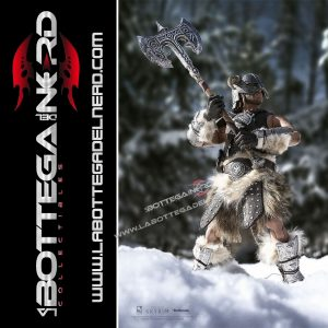 The Elder Scrolls: Skyrim - Action Figure 1/6 Dragonborn DELUXE 32cm