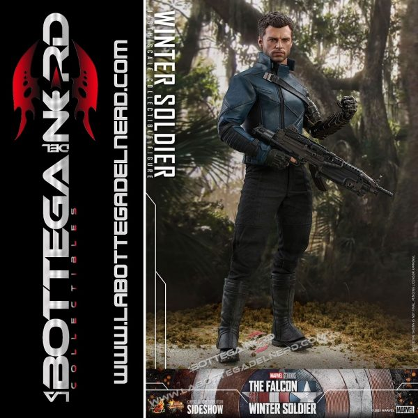 The Falcon and The Winter Soldier - Action Figure 1/6 Winter Soldier 30cm