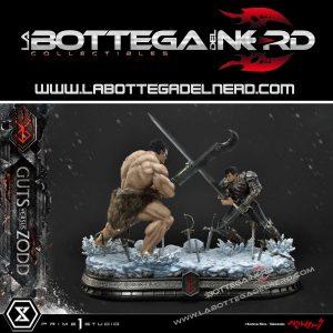 Berserk - Statue Guts versus Zodd 1:6 Scale Diorama 51cm