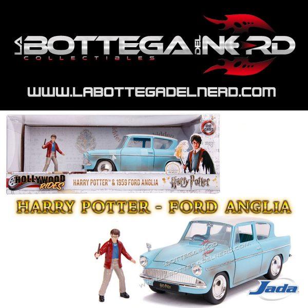 HARRY POTTER - Automodello 1959 Ford Anglia 1:24