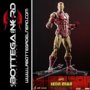 Marvel - The Origins Collection Action Figure 1/6 Iron Man 33cm