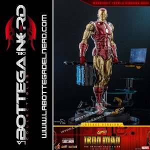 Iron Man Marvel - The Origins Collection Action Figure 1/6 Deluxe 33cm