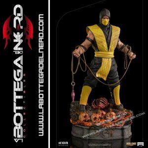 Mortal Kombat - Art Scale Statue 1/10 Scorpion 22cm