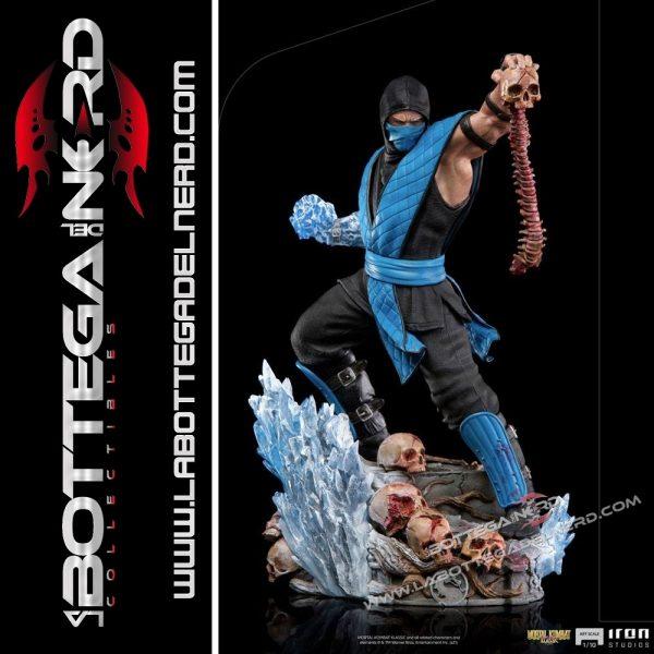Mortal Kombat - Art Scale Statue 1/10 Sub-Zero 23cm