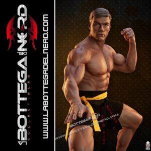 KICKBOXER - Statue 1/3 Jean-Claude Van Damme: Shotokan 57cm