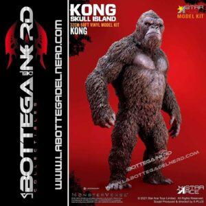 Kong: Skull Island - Soft Vinyl Model Kit Kong 1.0 32cm