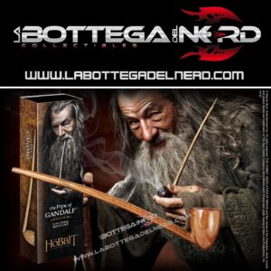 The Hobbit - Replica funzionale 1/1 Pipa di Gandalf 23cm