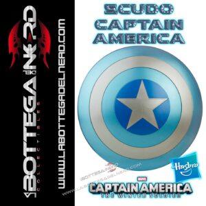 Marvel - Scudo Captain America: The Winter Soldier Marvel Legends 60cm