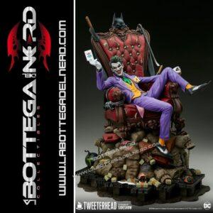 DC Comic - Statue Maquette DC Comics The Joker 52cm