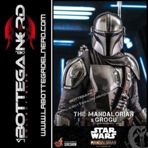Star Wars The Mandalorian - 2-Pack 1/6 The Mandalorian & Grogu 30cm