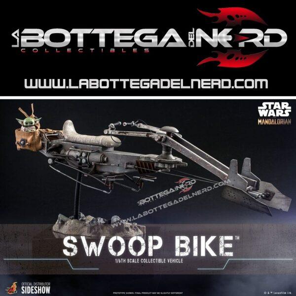 Star Wars The Mandalorian - Action Vehicle 1/6 Swoop Bike 59cm