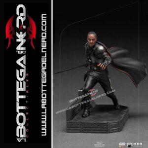 Star Wars The Mandalorian - BDS Art Scale Statue 1/10 Moff Gideon 20cm