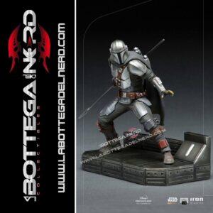 Star Wars The Mandalorian - BDS Art Scale Statue 1/10 Mandalorian 20cm