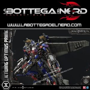 Transformers: Dark of the Moon - Statue Jetwing Optimus Prime 104cm